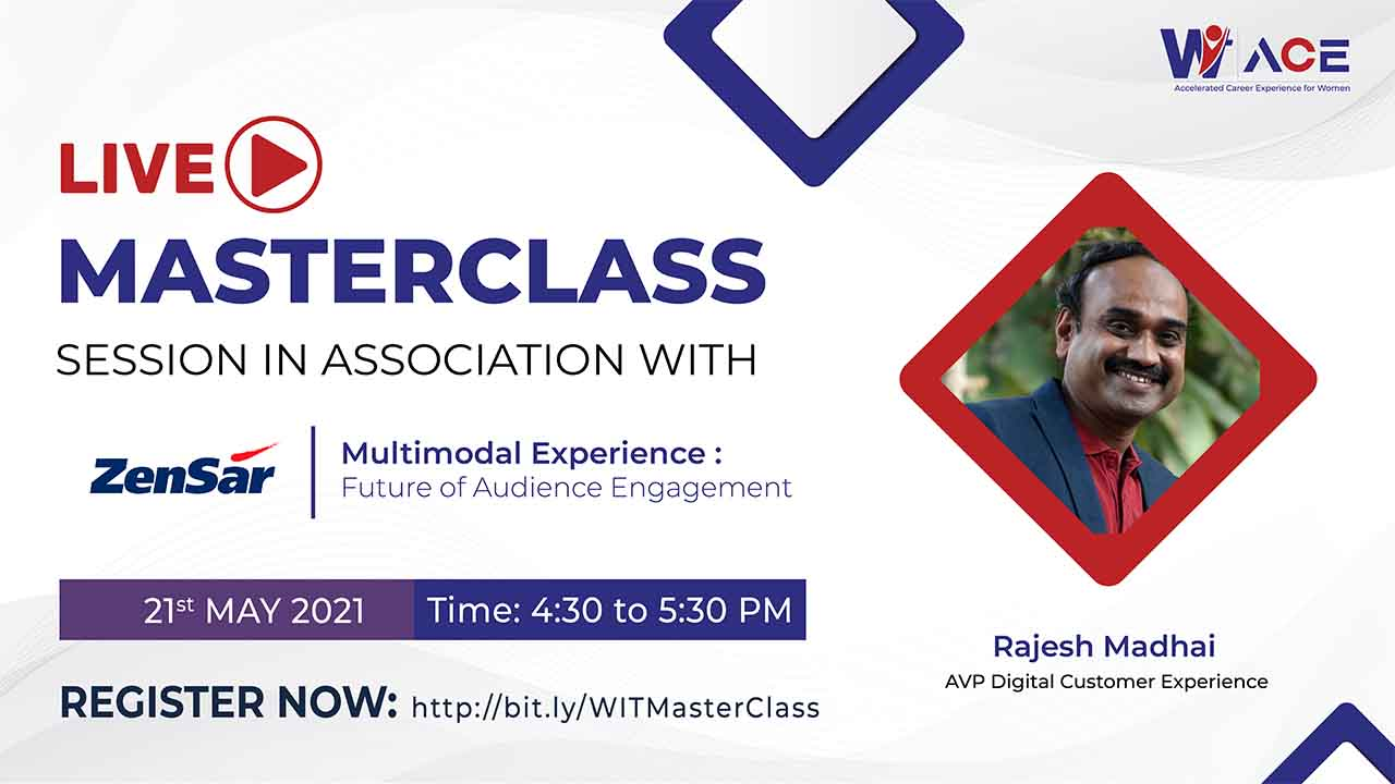 A Live Masterclass with Rajesh Madhai