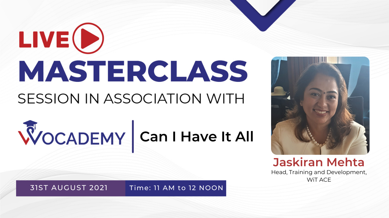 A Live Masterclass with Jaskiran Mehta