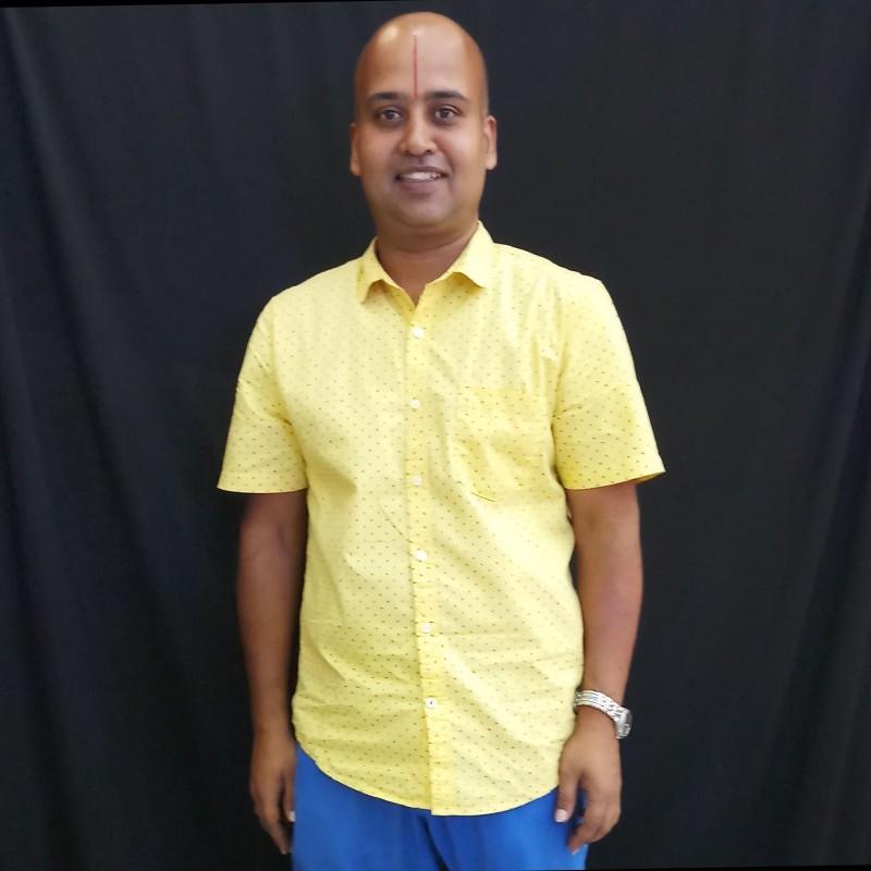 Sudharshan Govindan