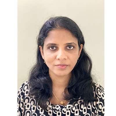 Dr Juliet Rajan