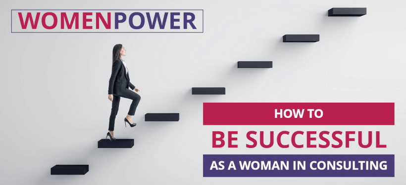 Consulting as a career for women